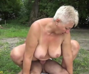 Sixty nine Years old BBW..
