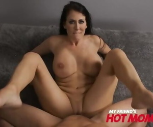 Hot MILF Reagan Foxx Likes..
