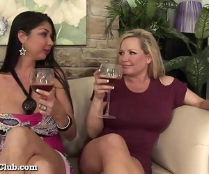 Nasty Housewives Group sex A..