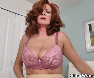 American milf Andi James..