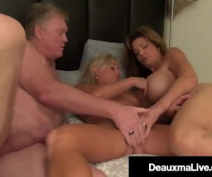 Horny Wife Deauxma & Hard..