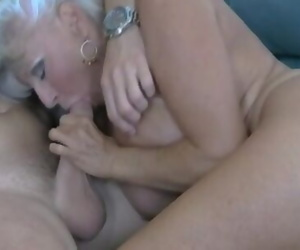 Gilf Sally footjob w/cim