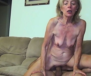 81 Years old Mother Banged..
