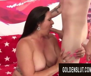 GoldenSlut - Older Squealing..