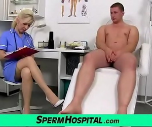 Mature nurse MILF Maya warm..