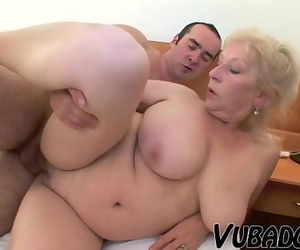 55 Yr Old Amateur Banging In..