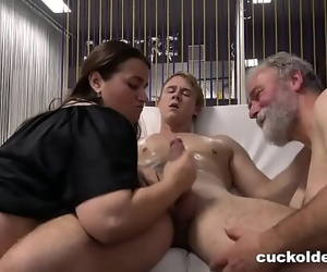 Grandpa Wants me to Fuck Him..