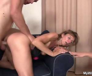 Sadism Squeal Stepmom taking..