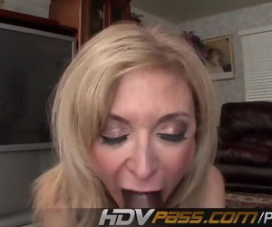 HDVPass Blonde MILF Gets her..