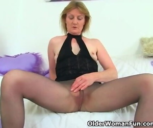 British MILF Clare Juices..