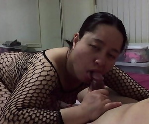 Asian MILFSucking Teenager..