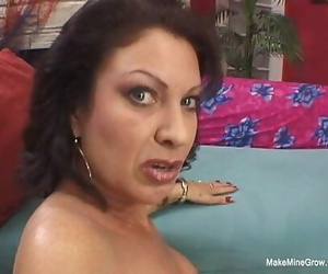 Mature pussy nailed by..