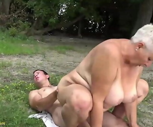 busty Sixty-nine years old..