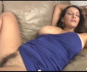 Busty Milf Hand job And..