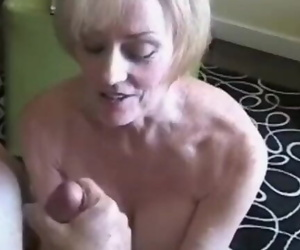 Fetish Granny Kinky Play for..